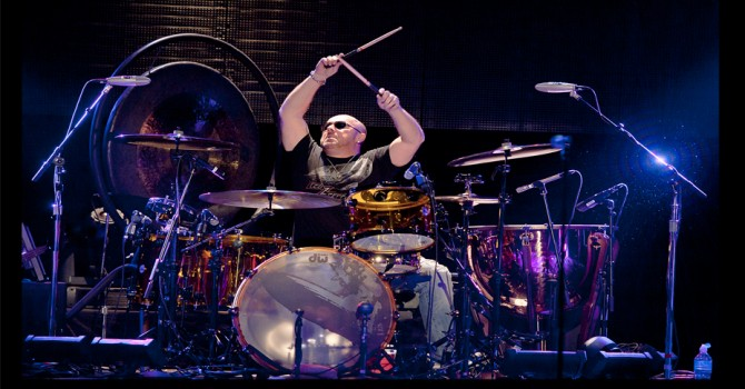 Jason Bonham's LZE: Wilbur Theatre, Boston.