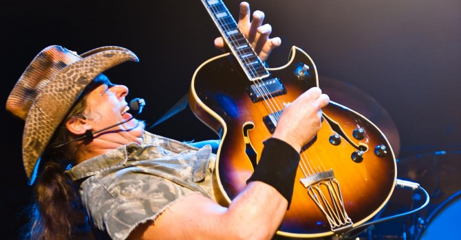 Ted Nugent.