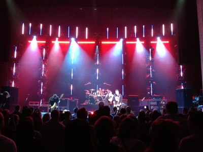 Site Update: CREED ROCKED The Orpheum Tonight! Photos and Reviews Coming Soon!