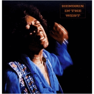 Jimi Hendrix: Hendrix In The West