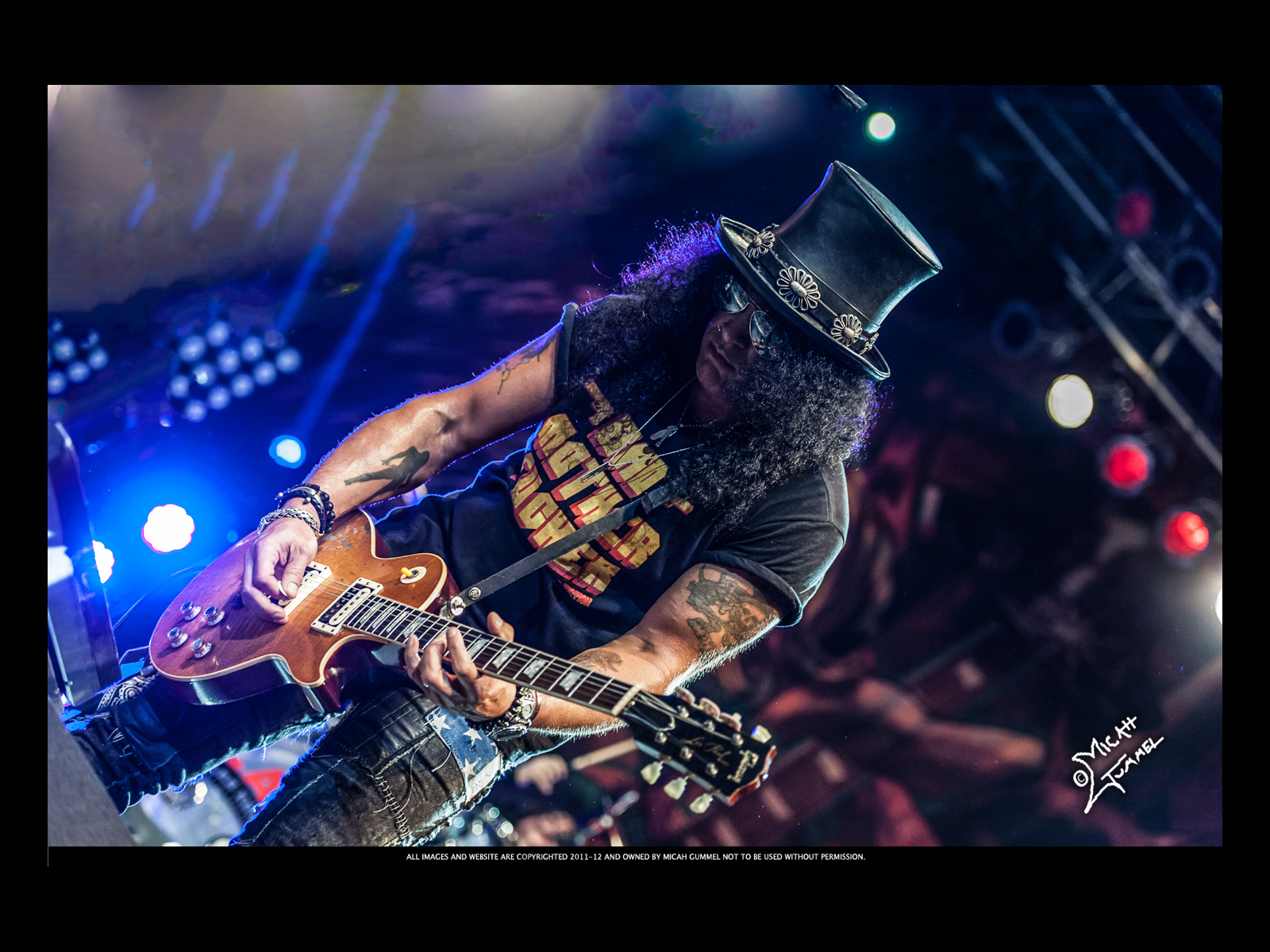slash at the house of blues, boston. - new england music news