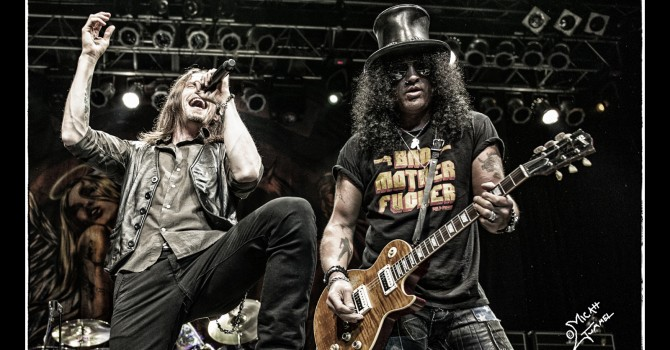 SLASH at the House of Blues, Boston.