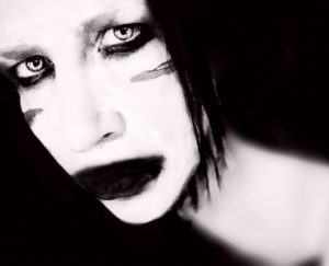 Marilyn Manson: Photo by Lindsay Usich
