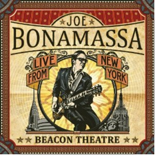 JOE BONAMASSA AT BEACON THEATRE: LIVE FROM NEW YORK
