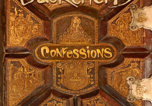 "Buckcherry ""Confessions"""