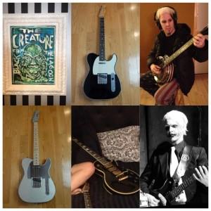 Rob Zombie / ex-Marilyn Manson guitarist John 5 Guitars Stolen!