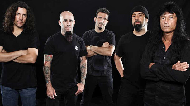 Anthrax – Metal Alliance Tour