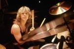 Iron Maiden's Clive Burr dies
