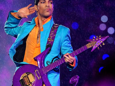 Prince Announces West Coast Club Tour with more to follow…