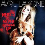 AVRIL LAVIGNE'S NEW CD 'HERE'S TO NEVER GROWING UP' OUT SOON…