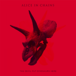 Alice In Chains Just Released The Album Cover Artwork-The Devil Put Dinosaurs Here