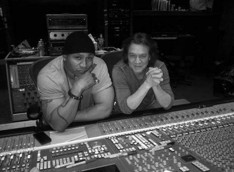 LL COOL J's 'Authentic' Featuring EDDIE VAN HALEN