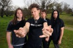 Dave Mustaine introduce Jason Newsted band on Gigantour 2013 tour!