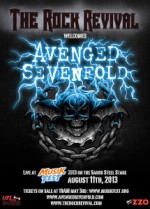 Avenged Sevenfold New Album Teaser !