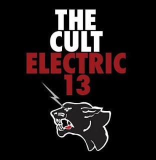 The Cult Electric 13 tour Info