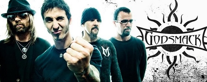 Godsmack have announced an initial list of 2013 tour dates