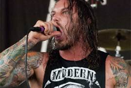 As I Lay Dying Vocalist Tim Lambesis Makes Bail At $2 million