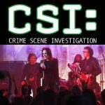 Black Sabbath shoot scenes for special TV performance on 'CSI'