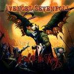 AVENGED SEVENFOLD ANNOUNCE HAIL TO THE KING