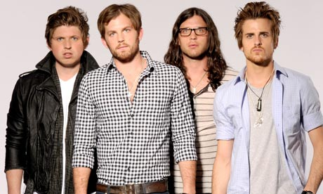 Kings of Leon new album Mechanical Bull on September 24