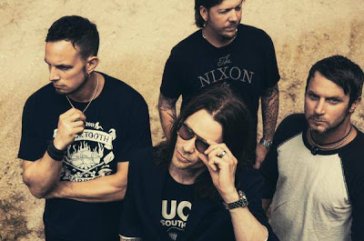 "Alter Bridge Embark on a European Tour to Support the New Album ""Fortress"""
