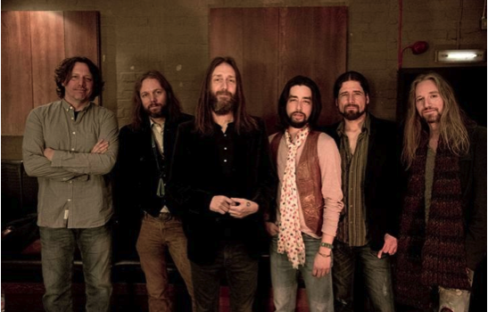 The Black Crowes announce final touring plans for 2013