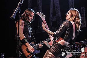 Halestorm At The State Theatre, ME