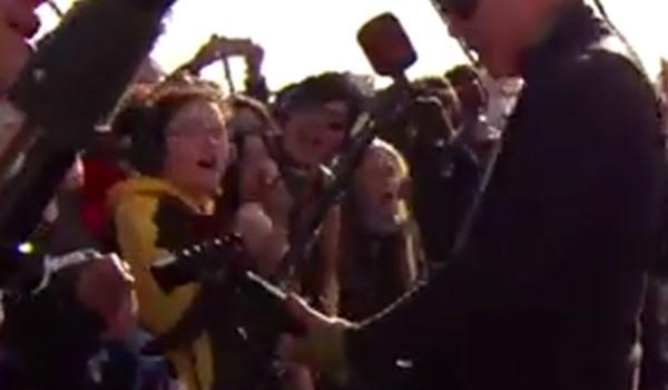 Metallica post full Antarctica concert video