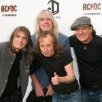 AC/DC logs first UK top ten hit