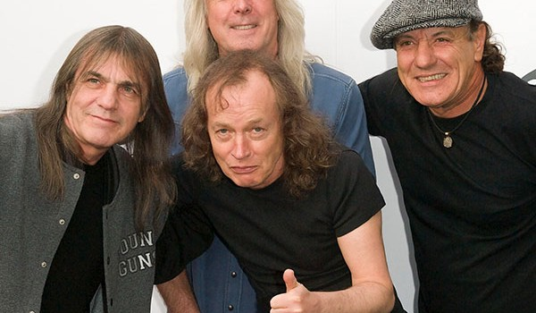 AC/DC logs first UK top ten hit
