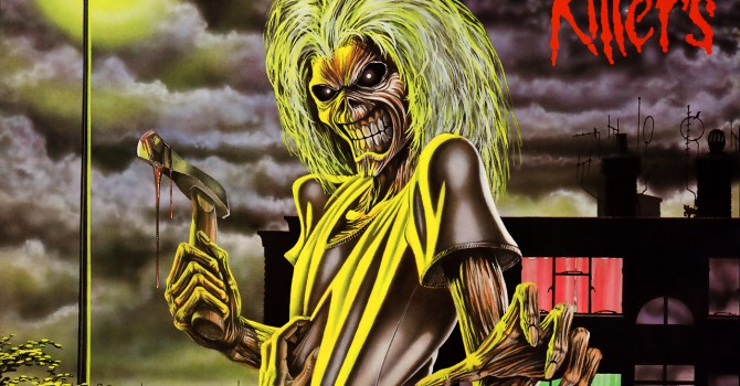 Iron Maiden Using Piracy to Plan Their Next Tour