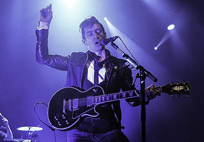 Arctic Monkeys – The State Theatre, Portland, ME