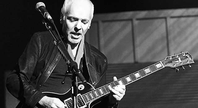 Peter Frampton is returning to the road