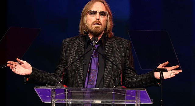 Tom Petty gets The ASCAP Founders Award