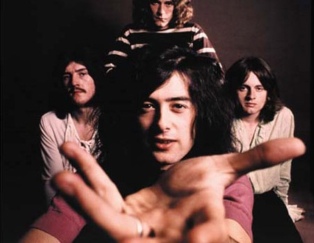 Led Zeppelin Release Rare Live Versions Of Songs !