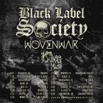 BLACK LABEL SOCIETY ANNOUNCE NEW TOUR DATES