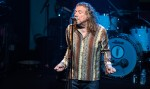 Robert Plant is unveiling some of his latest work