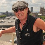 AC/DC Frontman Gives Update On Guitarist, New Album