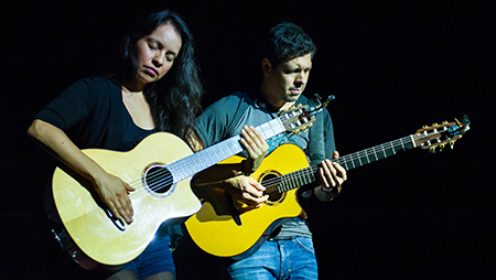 Rodrigo y Gabriela at The Calvin Theater – MA