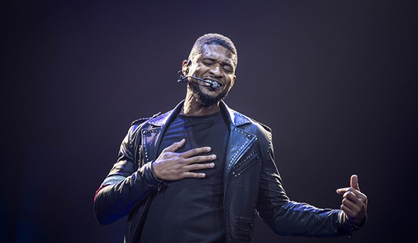 Usher at Mohegan Sun – CT