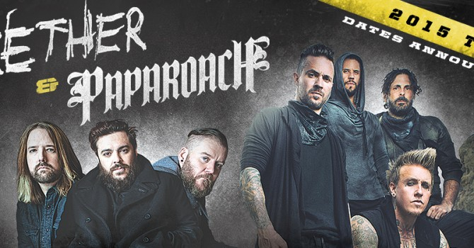 SEETHER and PAPA ROACH Humongous Tour Announcement!