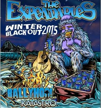 THE EXPENDABLES Kicking off 2015 with a new album SAND IN THE SKY