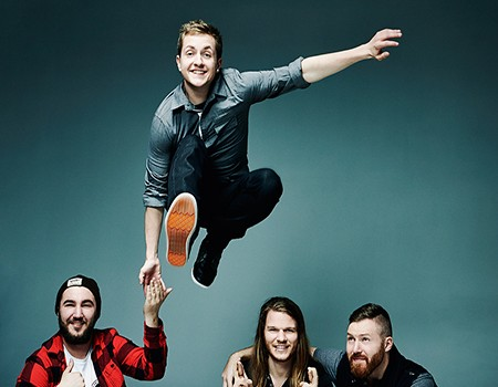 I Prevail coming through Worcester on 5/15
