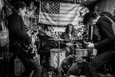 The Jon Spencer Blues Explosion Brings Freedom to North America!