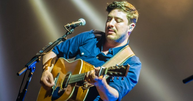 Mumford & Sons at the Xfinity Center
