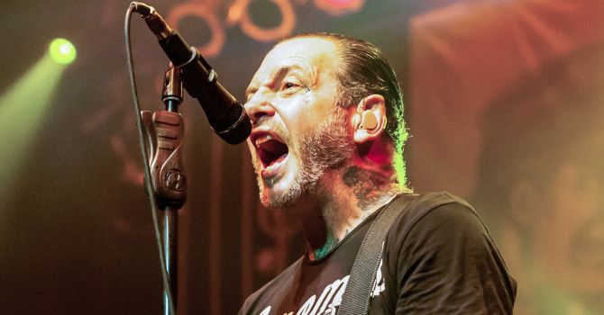 A Hot Night with Social Distortion – House of Blues, Boston