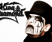 King Diamond Interview – NECR / Metal Fortress Radio