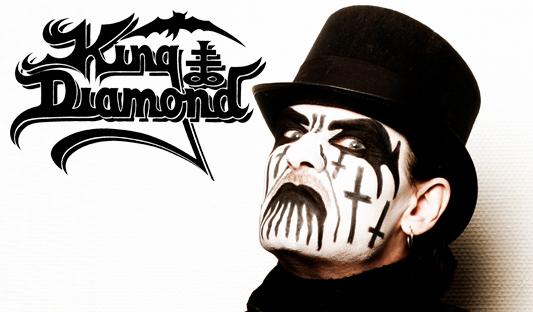 King Diamond Interview – NECR / Metal Fortress Radio