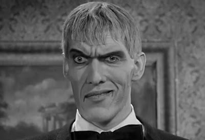 Lurch learns to dance! Halloween is coming……