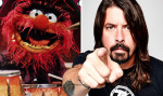 Dave Grohl to challenge Animal to a drum-off in new 'Muppets' episode